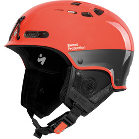 Sweet Protection Igniter Alpiniste II Helmet Gloss Cody Orange